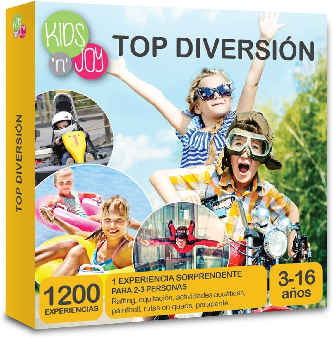 kids n joy top diversion