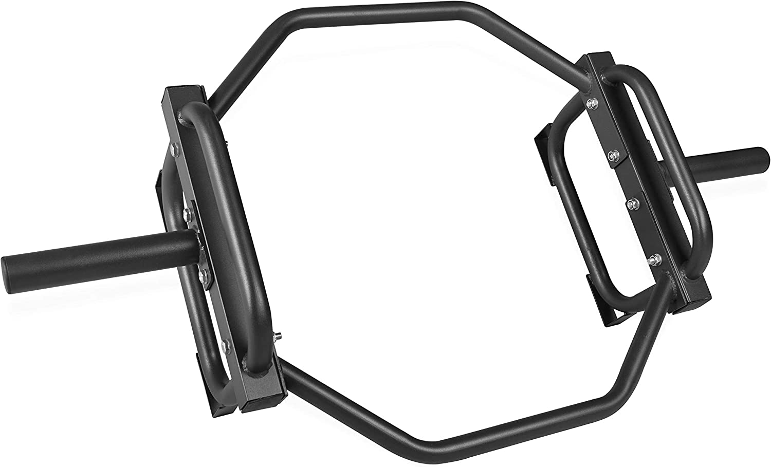 CAP Barbell Olympic Trap Bar, Hex Bar, Shrug Bar, Deadlift Bar, Black : Sports & Outdoors
