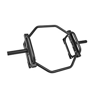 CAP Barbell Olympic Trap Bar, Hex Bar, Shrug Bar, Deadlift Bar