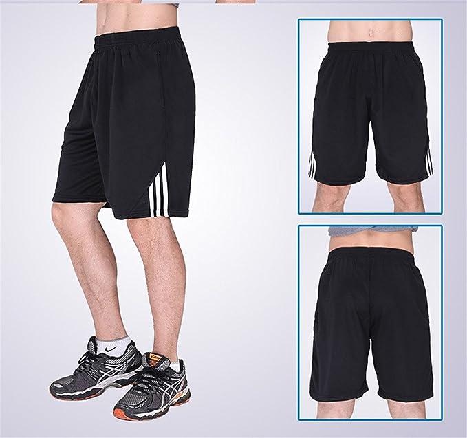 Origial DE lamp para Hombre Active Pantalones Cortos Deportivo Secado rápido Transpirable Pantalones Cortos Gimnasio Correr para Fitness Culturismo Ropa: ...