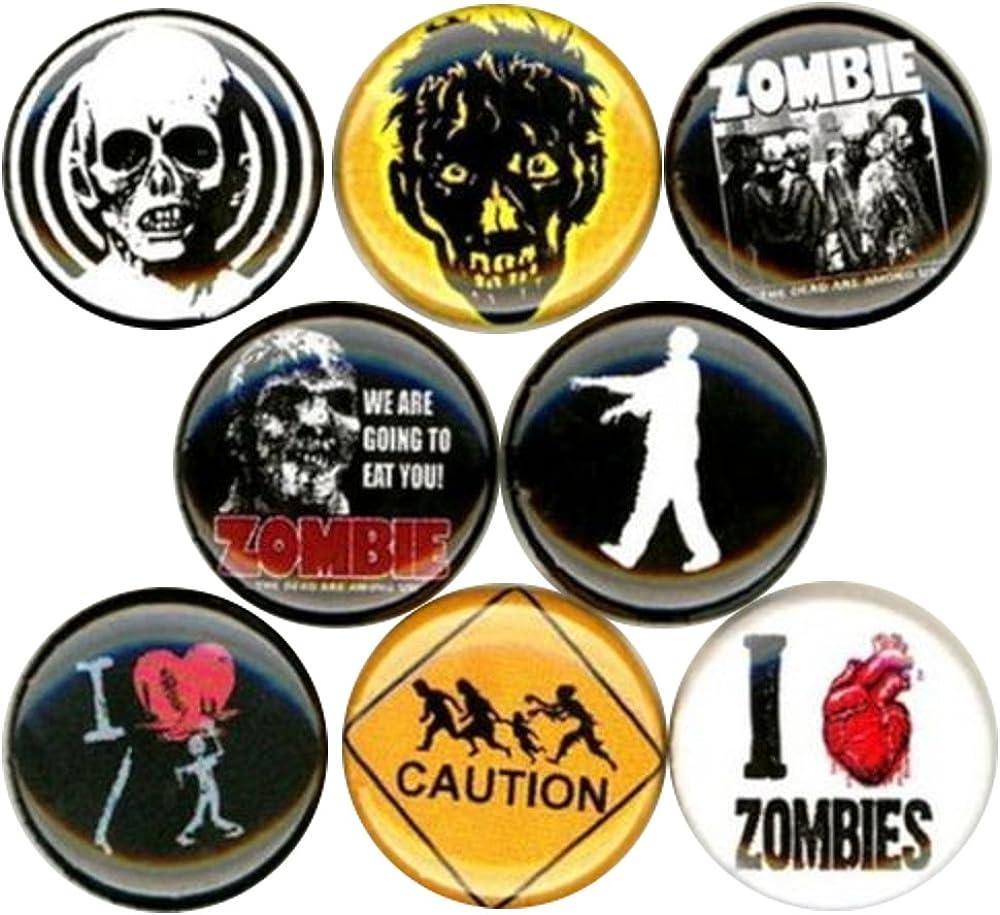 Zombie x 8 NEW 1