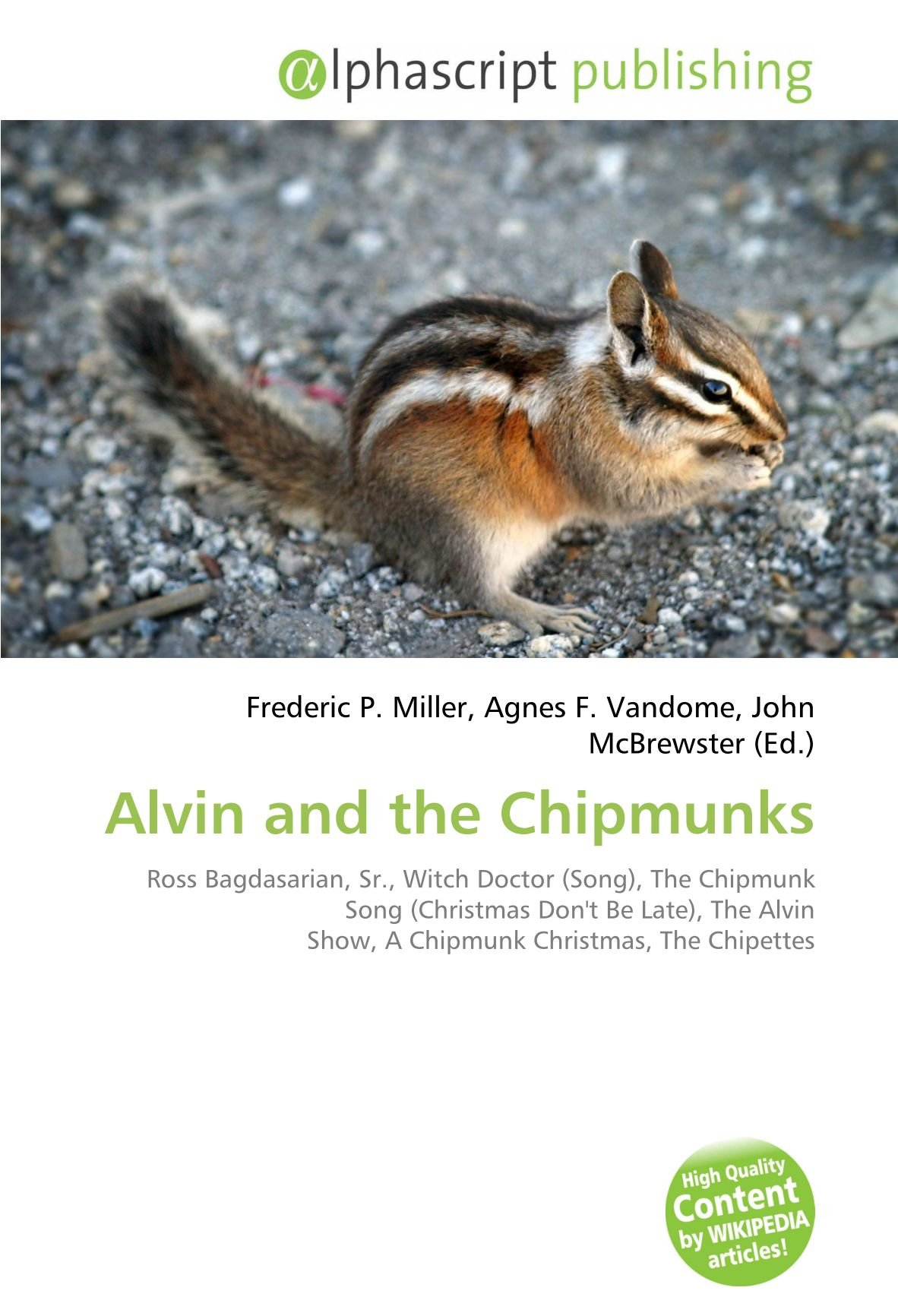 Alvin and the Chipmunks: Ross Bagdasarian, Sr, Witch Doctor Song ...