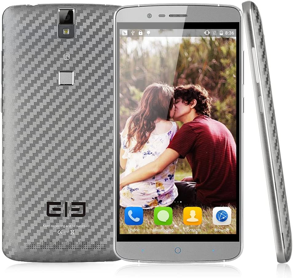 Elephone P8000 - Smartphone libre Android (pantalla 5.5