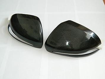 Carbon Spiegelkappen Spiegel Cover Mirror Passend Für Amg W205 W222 C217 A205 C205 A217 W213 C213 A213 W212 Auto