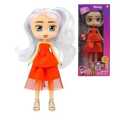 Boxy Girls Emery - Girls Fashion Doll with One 1 Mini Mystery Box: Toys & Games