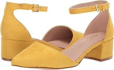 99bd9dcede0 ALDO Women s Zulian Mustard 35 ...