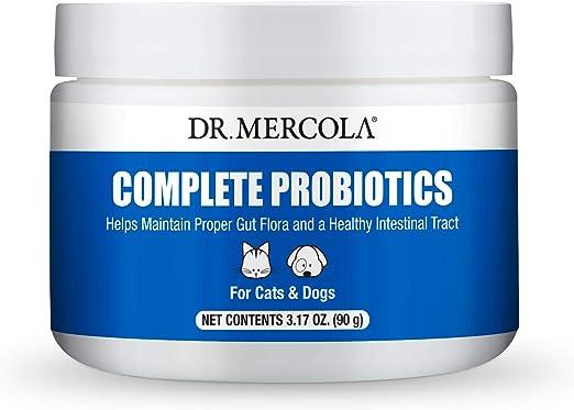 Mercola - Complete Probiotics For Pets, grams, 90 grams powder