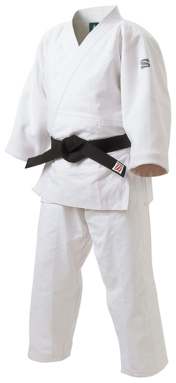 九桜 JZ 先鋒 特製二重織柔道衣 上下セット 4.5Lサイズ (ビッグサイズ) JZ4.5L