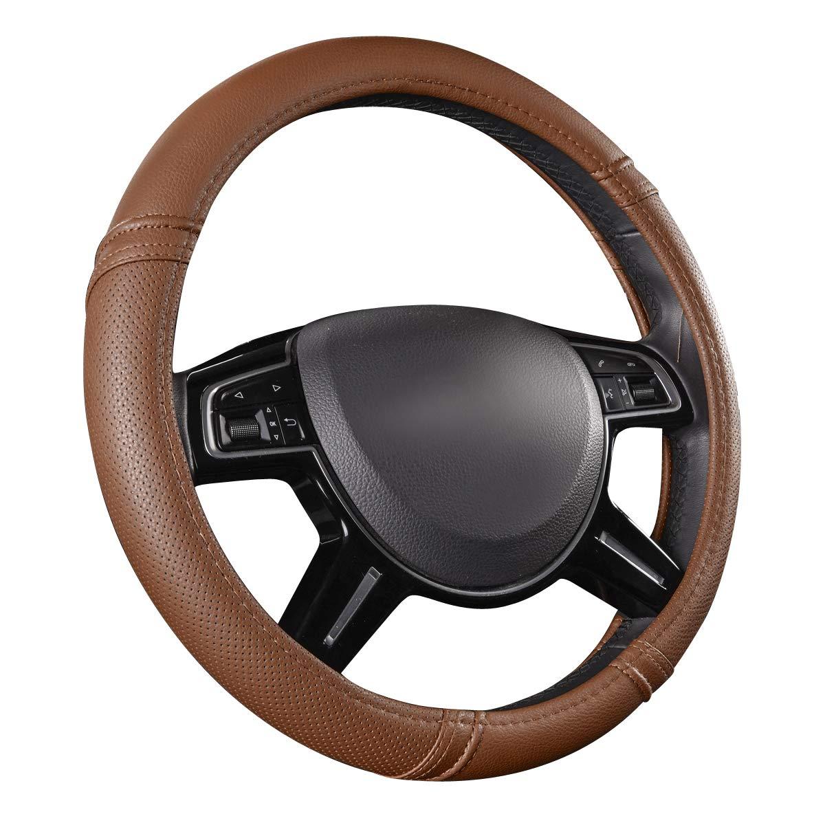 berlina Coprivolante Universale per Auto Auto CAR PASS Adatto per SUV Camion furgoni in Pelle