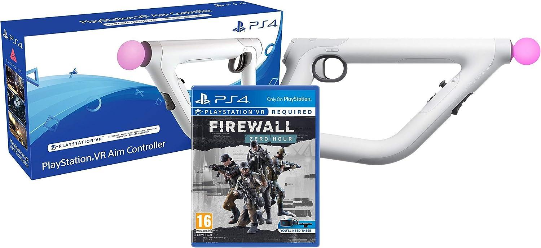 Aim Controller + Firewall Zero Hour VR - Playstation 4: Amazon.es ...