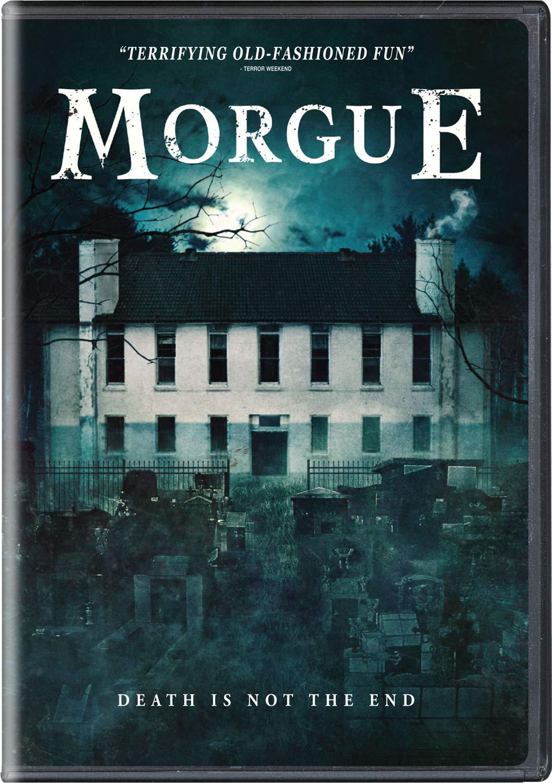 Book Cover: Morgue - DVD