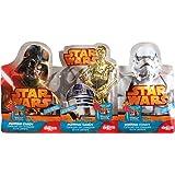 Star Wars Popping Candy et Lollipop Avec autocollant (2 Fourni)