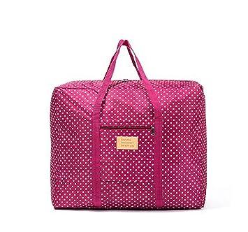 elonglin Ultra ligero bolsa de equipaje almacenaje plegable tamaño grande cabina avión Foldable impermeable organizador de maleta Packaway Mochila Bolso ...