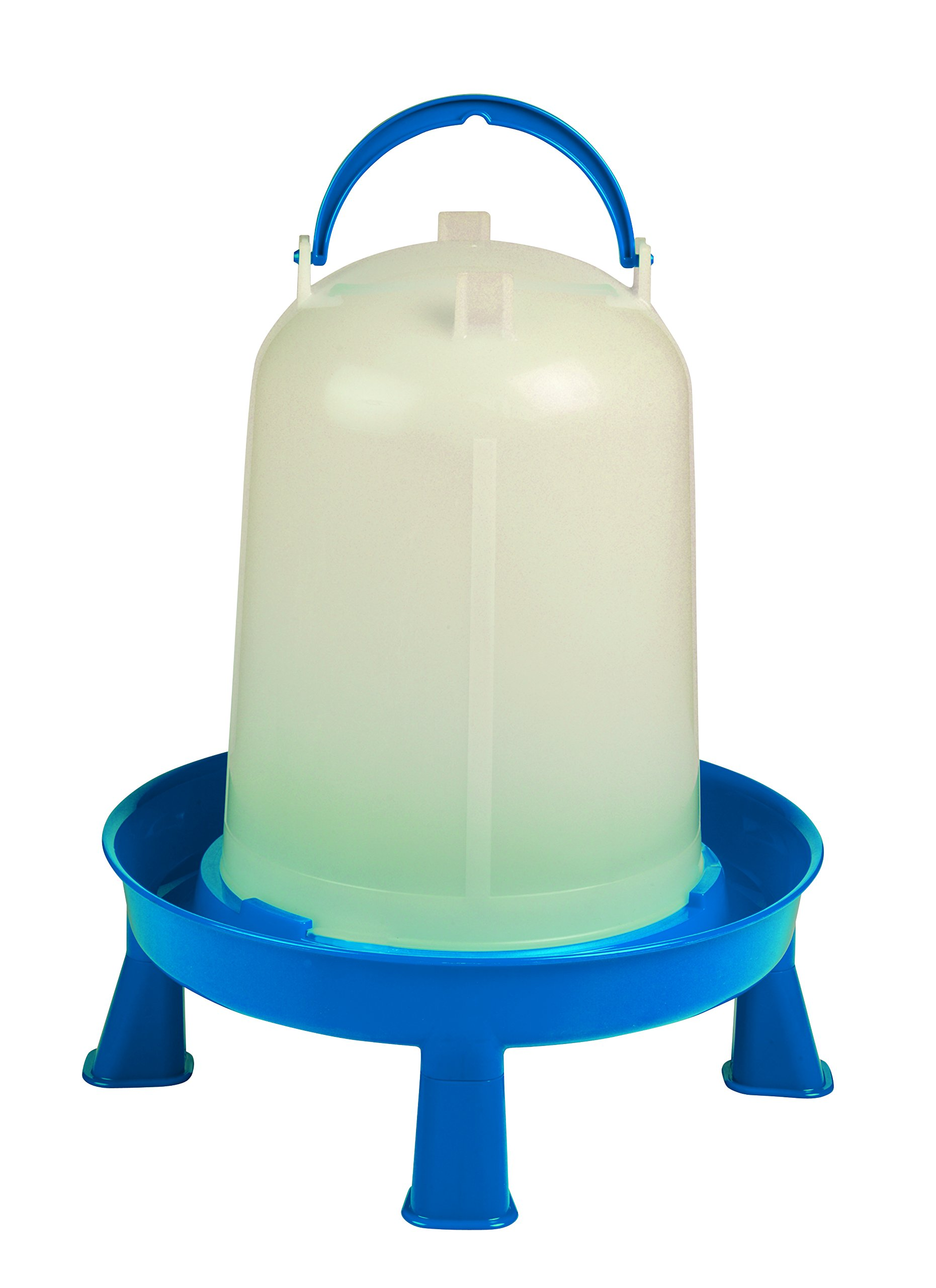 Double-Tuf DT9878 2.5 Gal Poultry Waterer with Legs by Double-Tuf