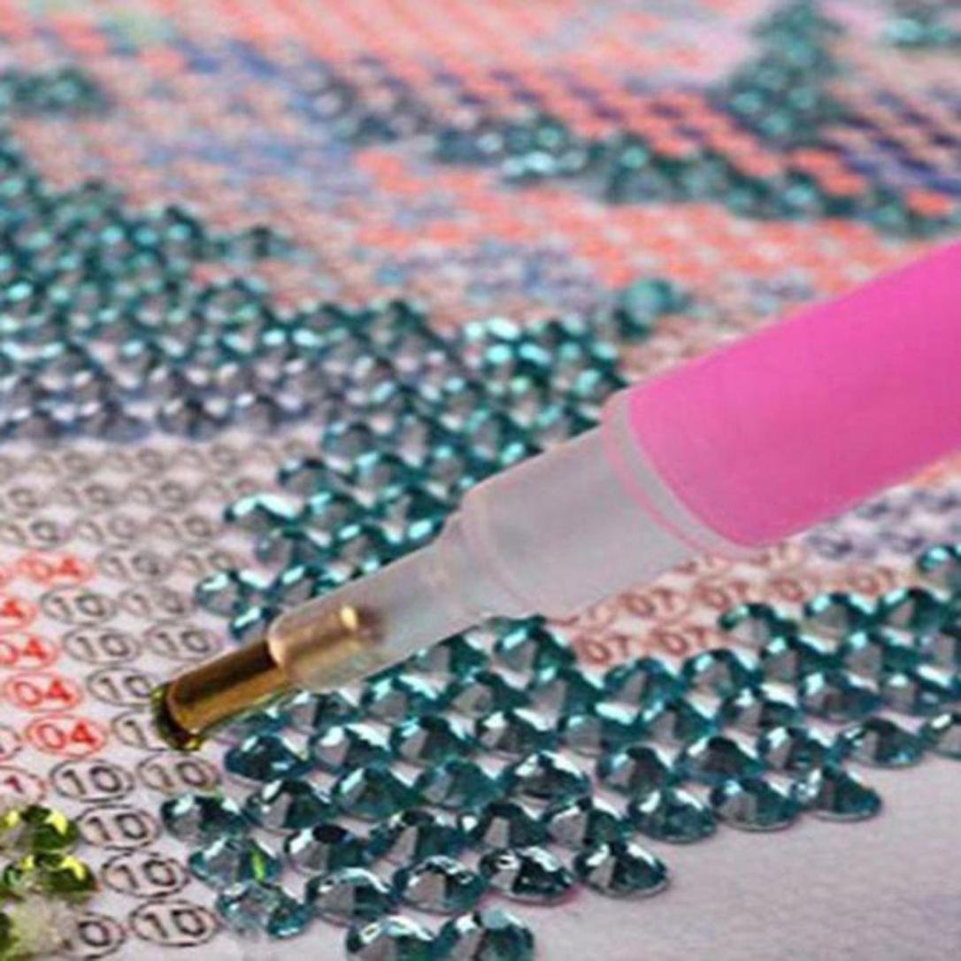 Fabal Fashion 5D Diamond Embroidery DIY Diamond Painting Red Cross Stitch Rhinestone Decoration D