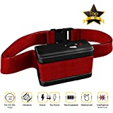 [NEW 2018 VERSION] Bark Collar with UPGRADED Smart Chip - Best Intelligent Dog Shock, Beep Anti-Barking Collar. No Bark Control for Small/Medium/Large Dogs - Stop Barking Safe Humane Device