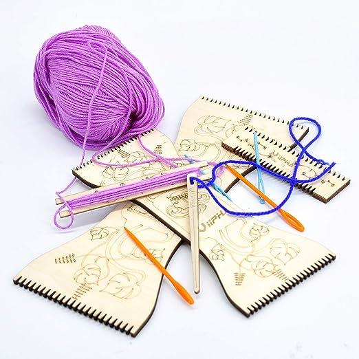 Laser cut Mini Loom and Bracelet Loom Set Portable and fun!!!