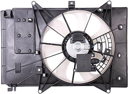 CPP – Ventilador de refrigeración del motor Asamblea ma3115166 ...