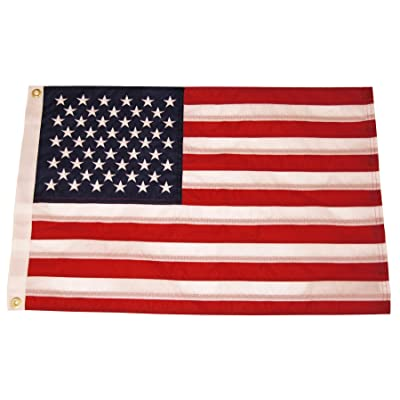"""Taylor Made Products 8448 US 50 Star Sewn Boat Flag (30"""" x 48""""): Automotive"""