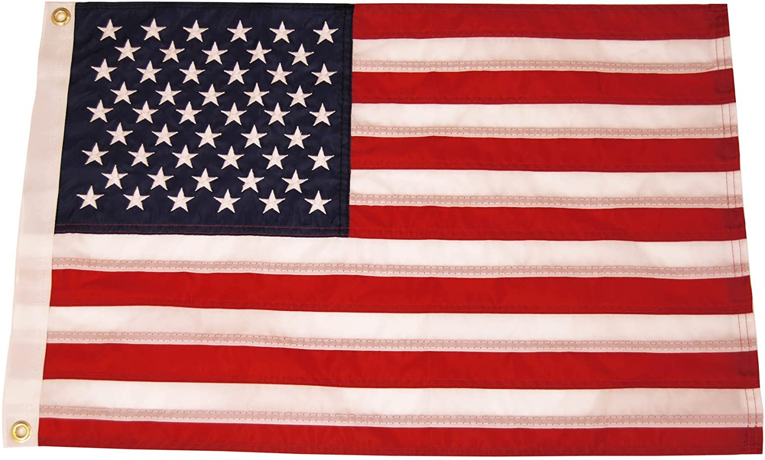 "Taylor Made Products 8448 US 50 Star Sewn Boat Flag (30"" x 48"")"