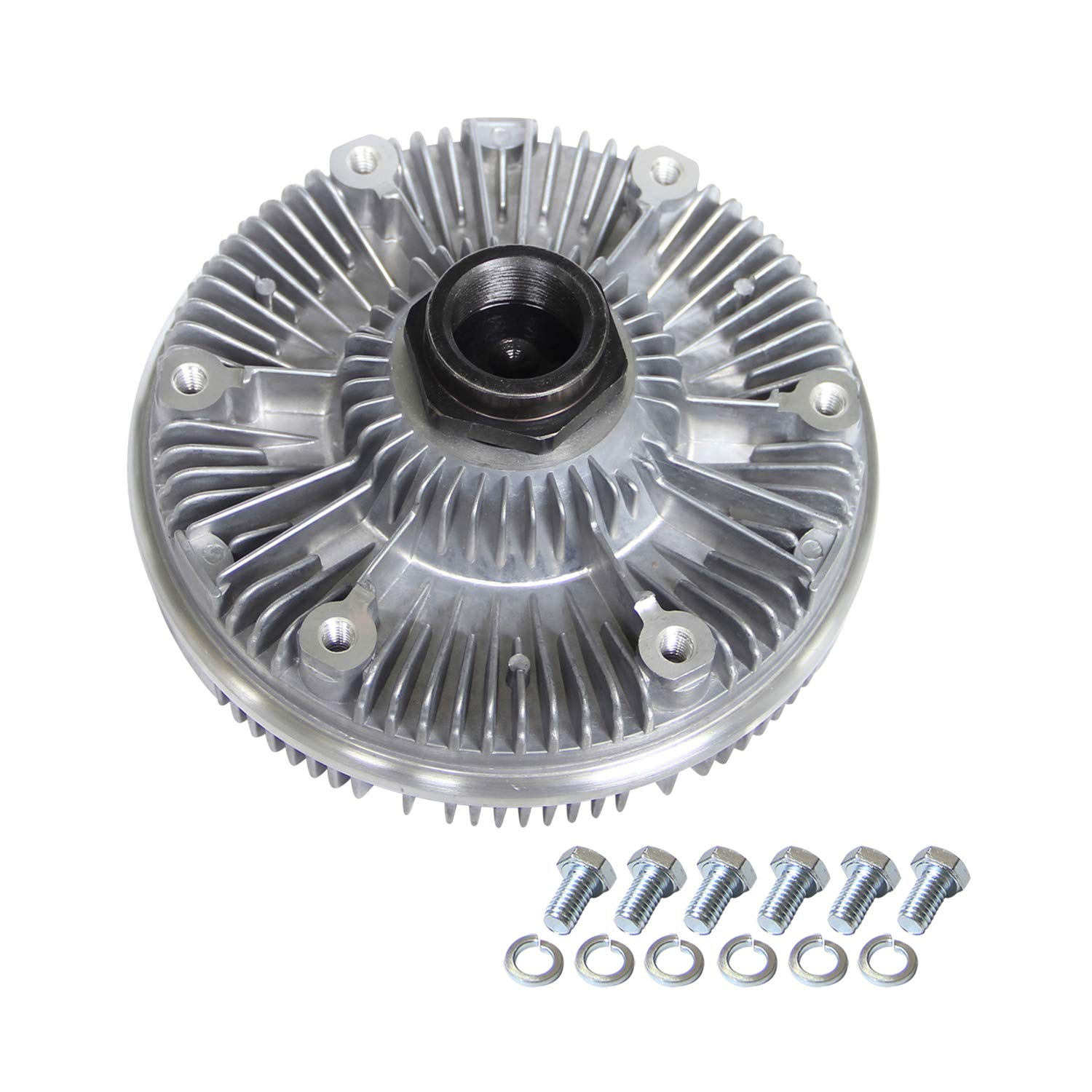 2835 Radiator Fan Clutch Engine Cooling Part for 1995-1997 Ford E-350 Econoline series F-250 F59 7.3L 2835