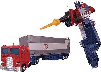 Hasbro Transformers Masterpiece Optimus Prime Version 3 figura de acción: Amazon.es: Juguetes y juegos