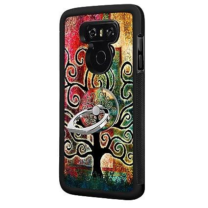 Amazon.com: Life Tree LG G6 Funda, Bbfive Carcasa ...
