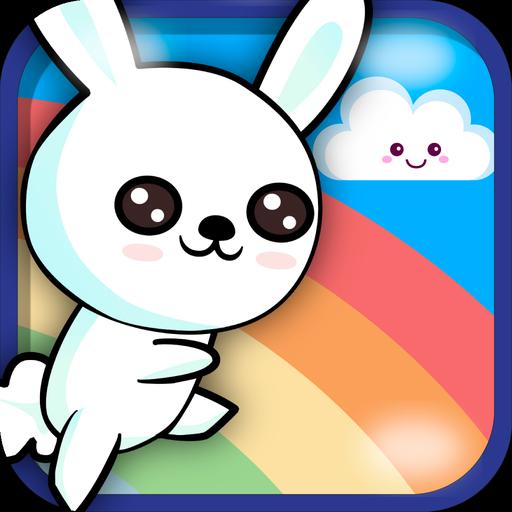 (Kawaii Easter Egg Hunt Bunny PRO - Runner)