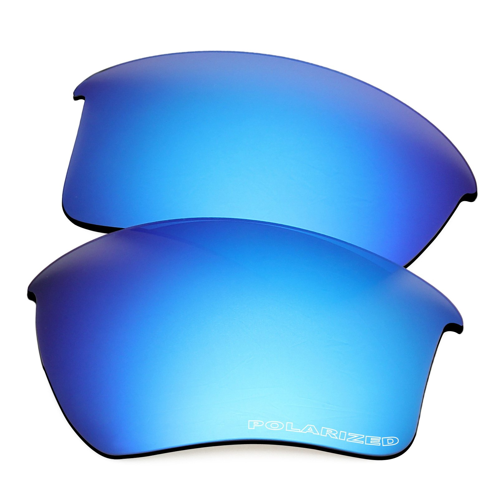 New 1.8mm Thick UV400 Replacement Lenses for Oakley Half Jacket 2.0 XL - Options