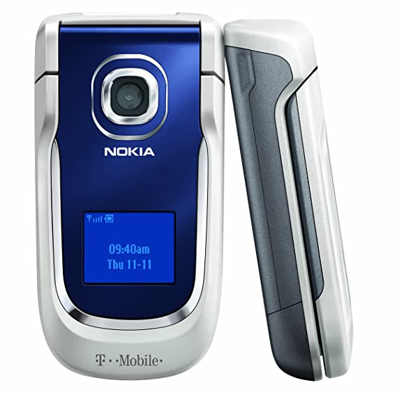amazon com nokia 2760 prepaid blue t mobile bluetooth cell phone rh amazon com Nokia 2710 Nokia Phones 2007