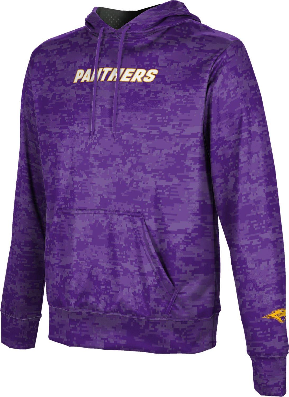 University of Northern Iowa Boys' Pullover Hoodie, School Spirit Sweatshirt (Digi Camo) FEA9