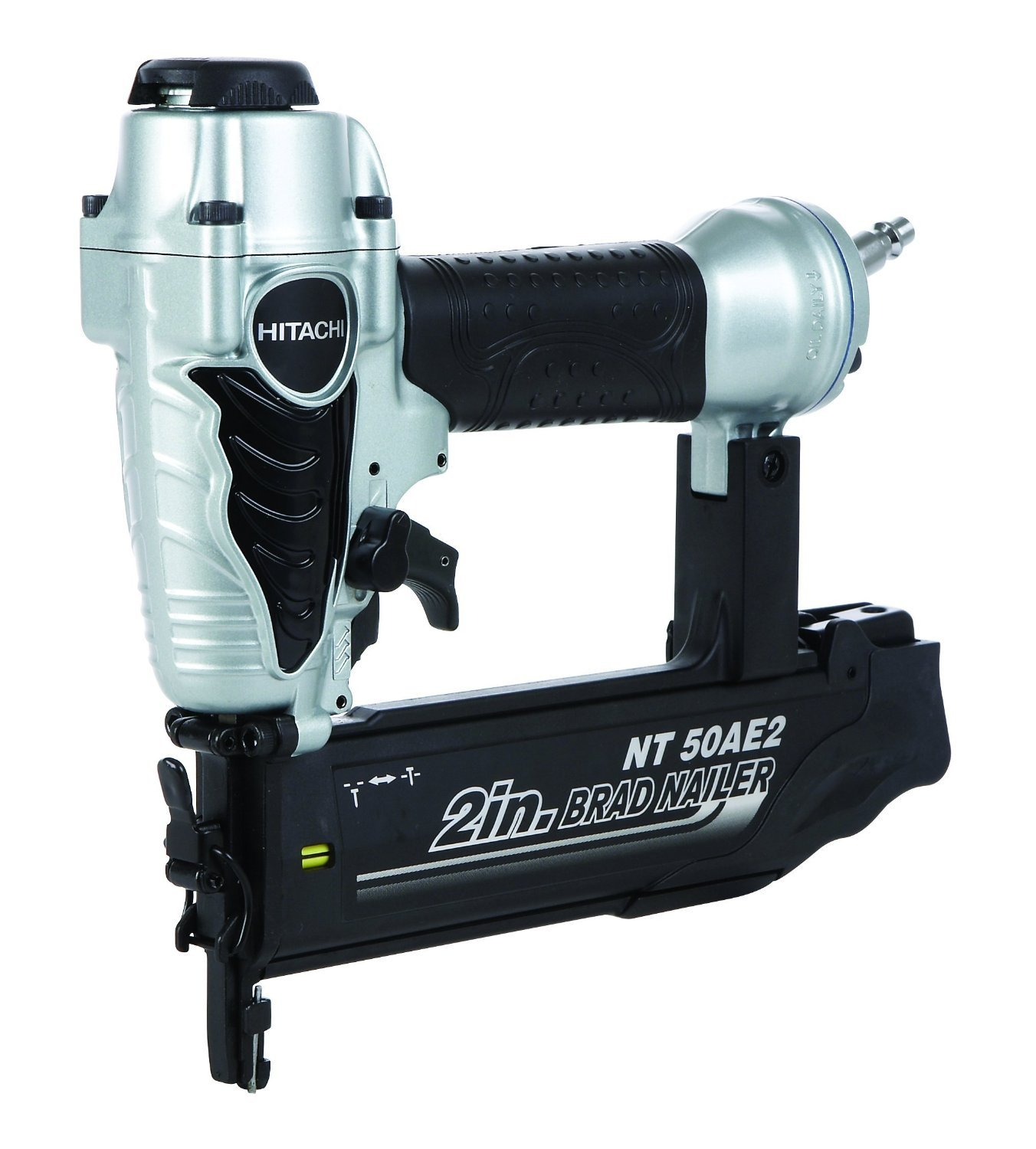 Factory-Reconditioned: Hitachi NT50AE2 18-Gauge 3/4-Inch to 2-Inch Brad Nailer