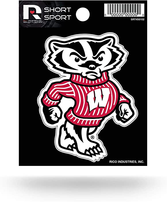 Top 10 Badger Laptop Stickers