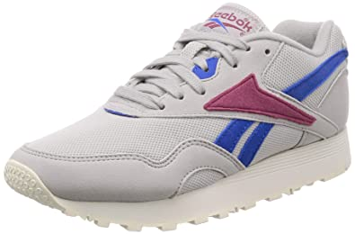 b664fee54a3 Reebok Men s s Rapide Mu Fitness Shoes Multicolour (Skull Grey Vital  Blue Twisted Berry