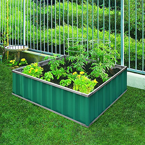 Extra Thick 2 Ply Reinforced Card Frame Raised Garden Bed