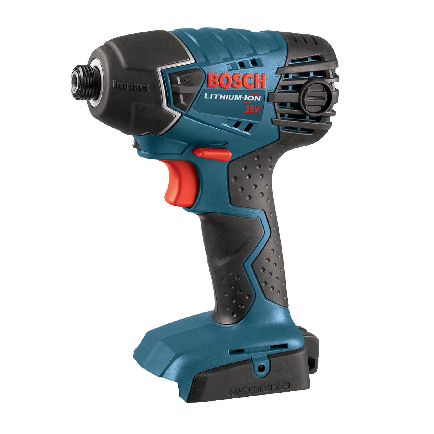Product Image of Bosch 25618B 18-Volt Lithium-Ion 1/4-Inch Hex Impact Driver