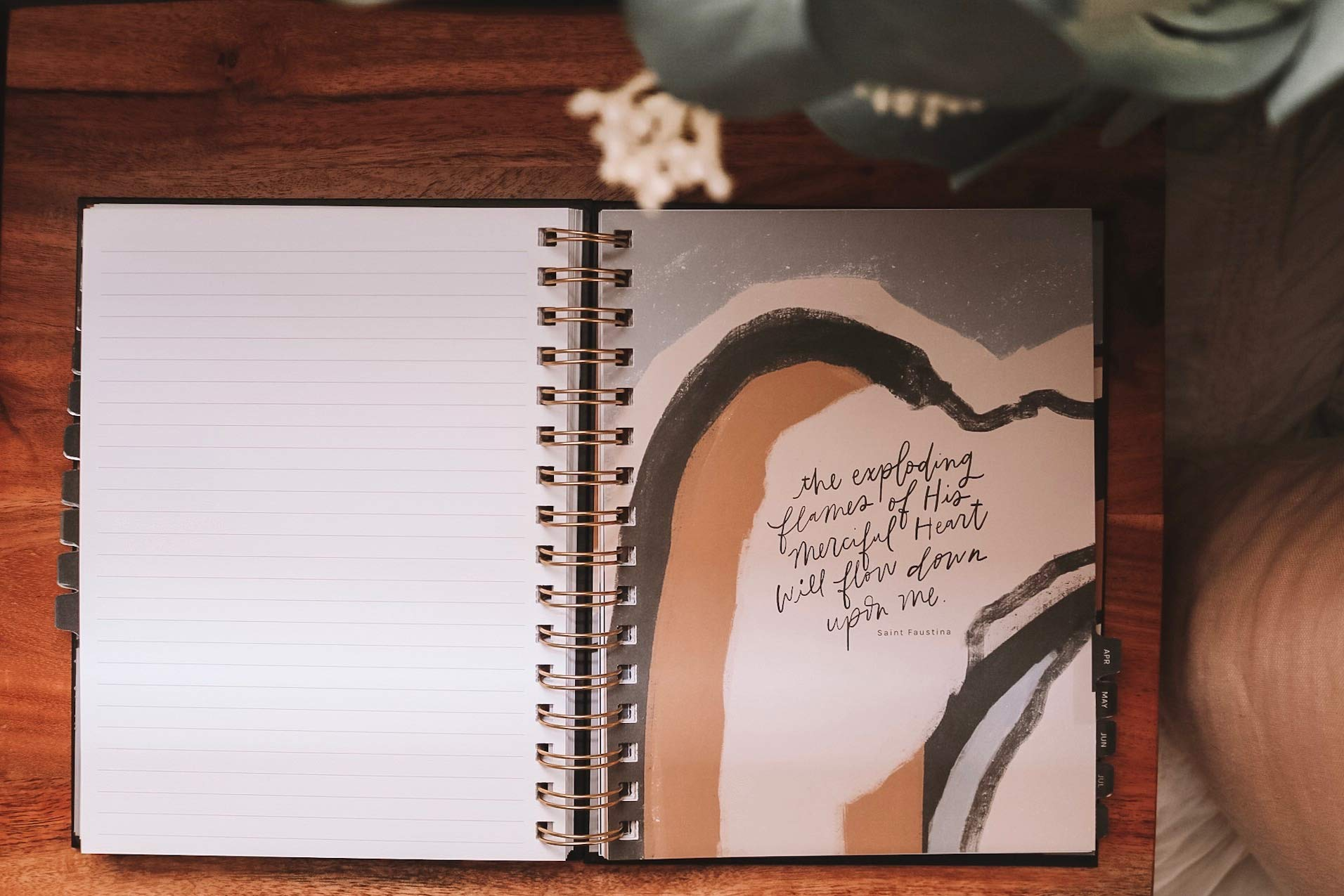 Blessed is She Liturgical Academic Year Planner 2019-2020 by Blessed is She (Image #3)
