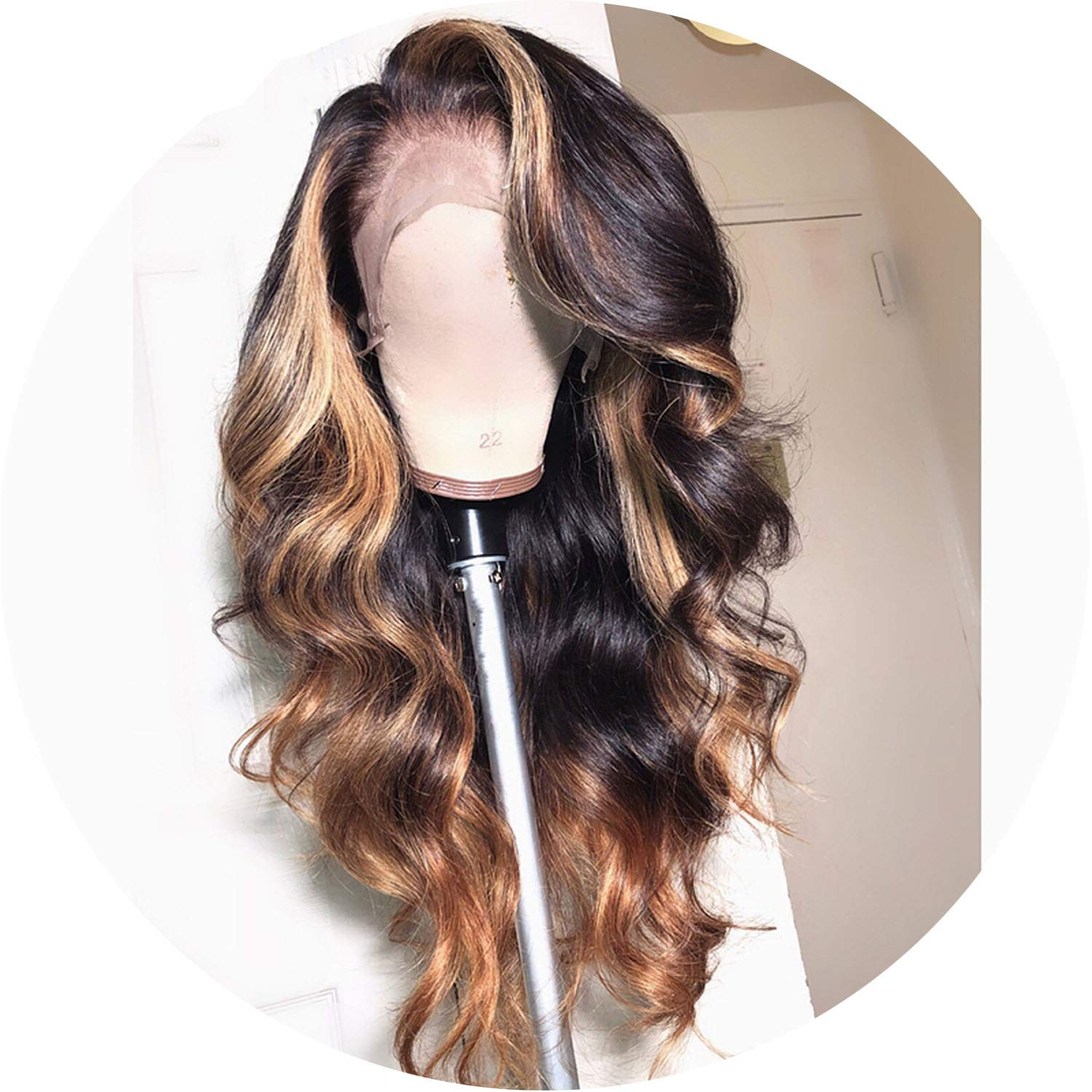 13x6 Deep part Lace Front Human Hair Wigs Body Wave 180% Density Brazilian Remy Human Hair Pre-Plucked Hairline Peony red,12inches,150%,13x3 lace front wig