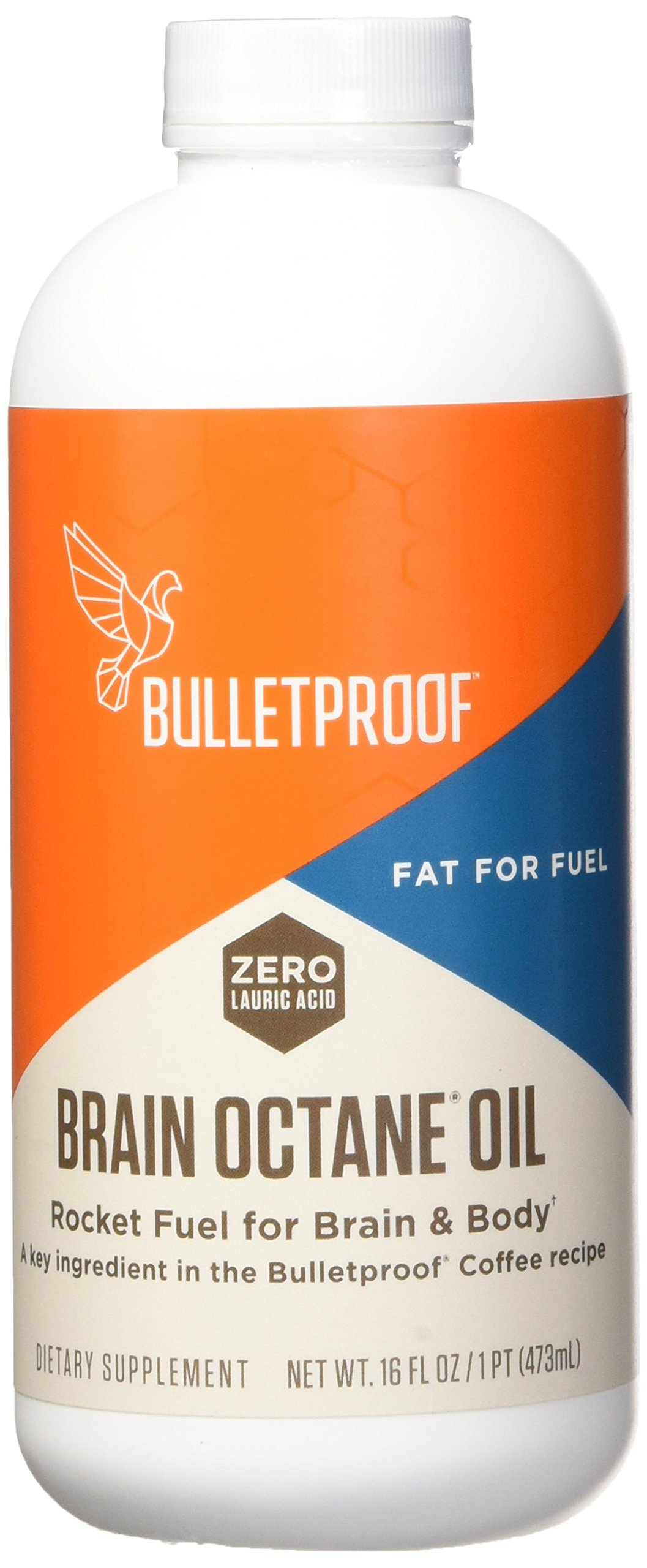Bulletproof Brain Octane Oil - 16oz (2 Pack)