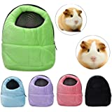 Owill Hamster Rat Hedgehog Chinchilla Ferret Carrier Packet Bag Sleeping Hanging Bag for Small Size Pet