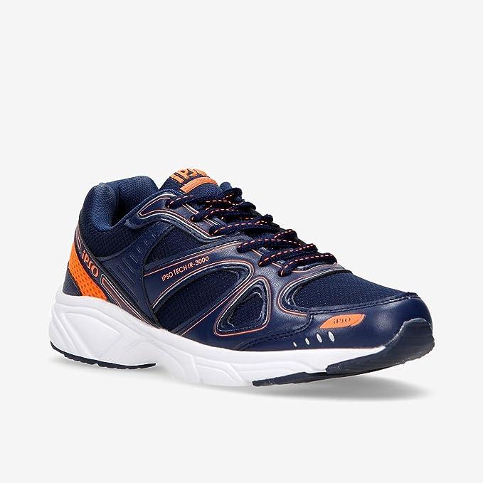 Zapatillas Running Hombre Ipso Tech ir-3001 (Talla: 43): Amazon.es ...
