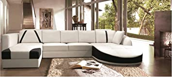 Amazon Com My Aashis Luxury Cosenza U Shaped Ultra Contemporary