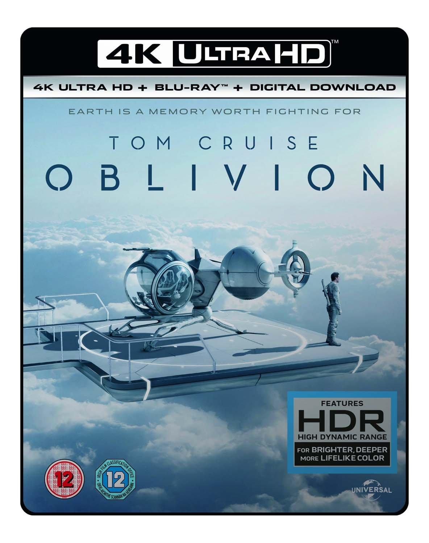 Oblivion [Edizione: Regno Unito] [Italia] [Blu-ray]: Amazon.es ...