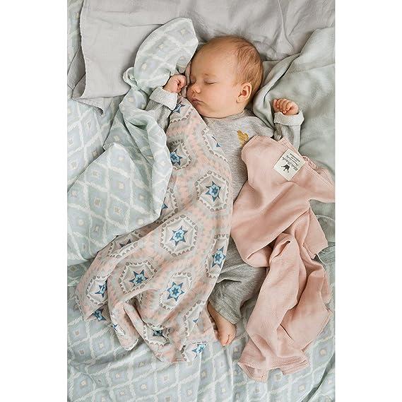 Elodie Details de madera de bambú de muselina para saco de dormir infantil (disponible en varios colores en la articulación de los de Marilyn Monroe zombi): ...