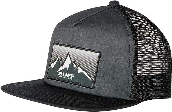 Buff Trucker Cap, Dark Grey, One size mens: Amazon.es: Ropa y accesorios