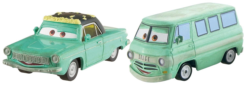 Disney/Pixar Cars Rusty and Dusty Vehicle 2-Pack Mattel DKV59