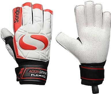 Sondico Unisex Aqua Elite Goalkeeper Football Sports Training Gloves Kids