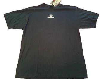 KELME Camiseta/Maillot fútbol Azul Marino Talla: M