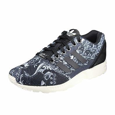 super popular 5e952 f08b2 adidas Originals Women s S76592 ZX Flux W Trainers Black White Black Size   9.5  Amazon.co.uk  Shoes   Bags