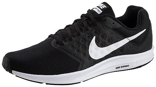 Nike Herren Downshifter 7 Laufschuhe, schwarz